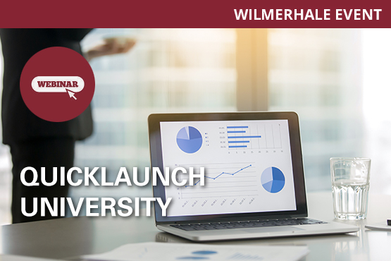 WilmerHale QuickLaunch University Webinar—Venture Capital Year-in-Review and 2018 Outlook