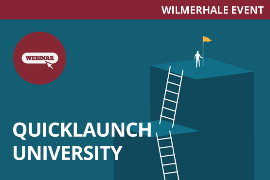 QuickLaunch University Webinar: Key Issues in University Licensing